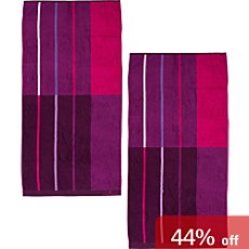 Tom Tailor  2-pk hand towels