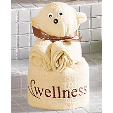 Gift set wellness bear