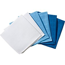 Baby Butt  6-pk muslin cloths