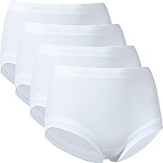 Schiesser  4-pk boil-proof briefs