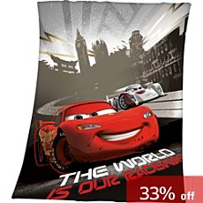 Herding  fleece blanket Cars