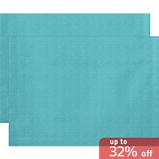 Apelt pure linen 2-pk table mats