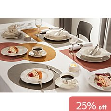 Pichler  2-pk oval table mats