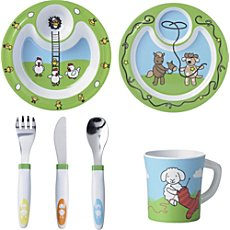 Emsa  children cutlery & tableware set, 6-parts