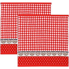 Kracht  2-pk tea towels