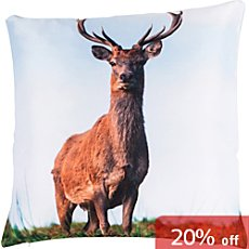 Erwin Müller cushion cover deer