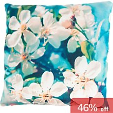 Erwin Müller cushion cover, cherry blossom