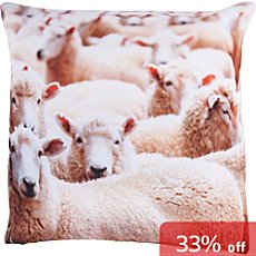Erwin Müller cushion cover, sheep