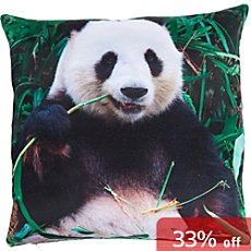 Erwin Müller cushion cover, panda