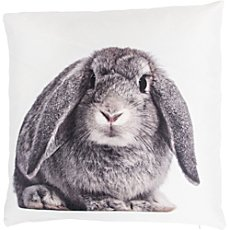 Erwin Müller cushion cover, rabbit