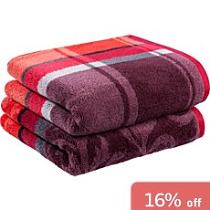 Erwin Müller  2-pk bath towels