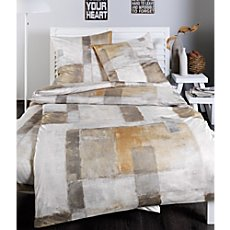 Estella interlock jersey duvet cover set