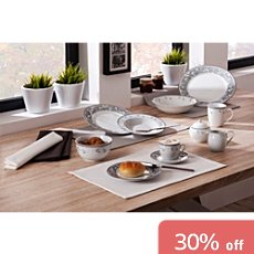 Gepolana  18-pc coffee serving set