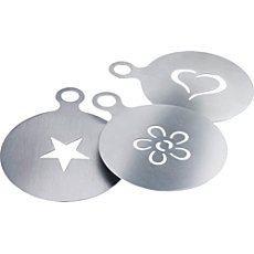 Westmark  3-pk decoration templates