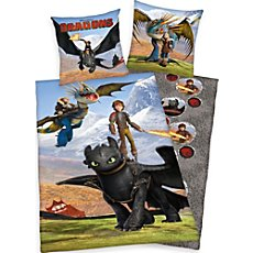 Herding Renforcé reversible duvet cover set