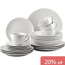 Rosenthal  20-pc combi-tableware set