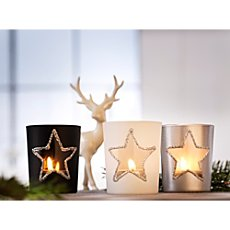 3-pk candle holders