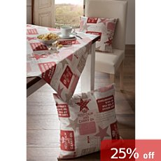 Sander  square tablecloth patchwork