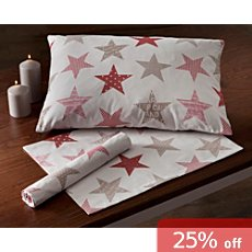 Sander  square tablecloth stars