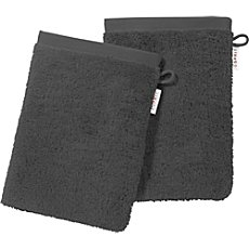 ESPRIT  pack of 2 wash mitts