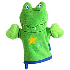 Morgenstern  wash mitt & hand puppet 2-in-1