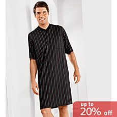 Kapart single jersey nightshirt