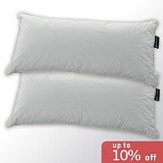 Pack of 2 Centar-Star Vital-Plus pillows