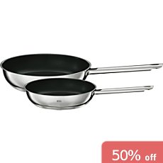 Rösle  2-pc frying pan set