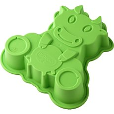 Dr. Oetker  cake mould cow