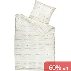 Brennet Egyptian cotton sateen duvet cover set