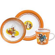 Kahla  3-pc breakfast set