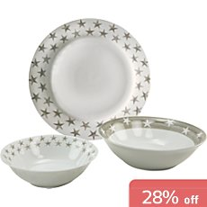 Gepolana  3-pc serving set