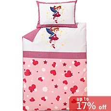 Kinderbutt Renforcé reversible duvet cover set
