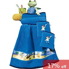 Kinderbutt  3-pc full terry towel set