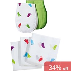 Baby Butt  5-pc saving pack