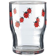 Käfer  6-pk water glasses