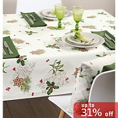 Sander  tablecloth