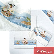 Dyckhoff  3-pc full terry towel set