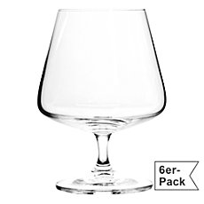 6-pk brandy glasses