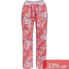 Bloomy  trousers, 7/8 length