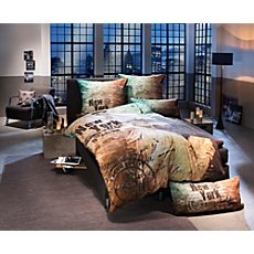 Erwin Müller Renforcé duvet cover set New York