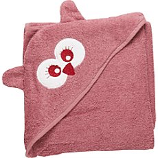 pippi  hooded bath towel