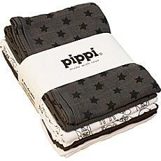 pippi  8-pc muslin cloths