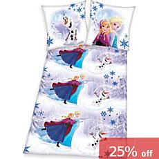 Frozen duvet cover set