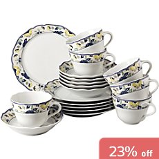 Hutschenreuther  18-pc coffee serving set