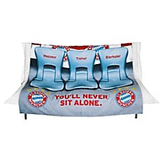 FC Bayern  sofa protector throw