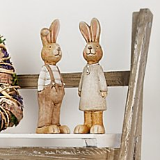 2-pk Easter rabbits