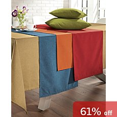 Pichler stain-resistant square tablecloth City