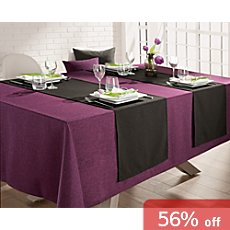 Pack of 2 Pichler stain-resistant table mats City