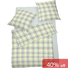 Schlafgut Egyptian cotton sateen duvet cover set